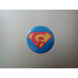 "Button ""Red Son"""